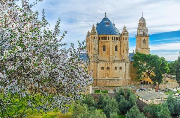 Gerusalemme-Basilica-della-Dormizione