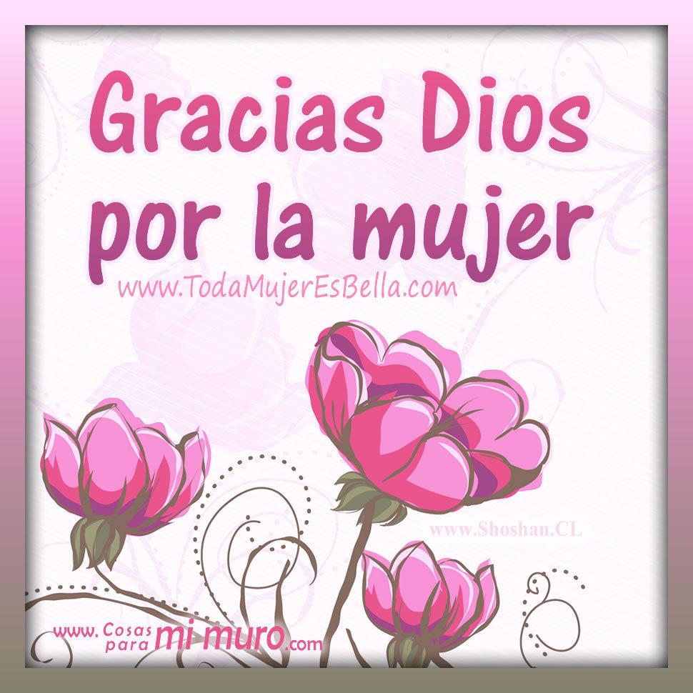 Por Esposa Dios Mi Gracias