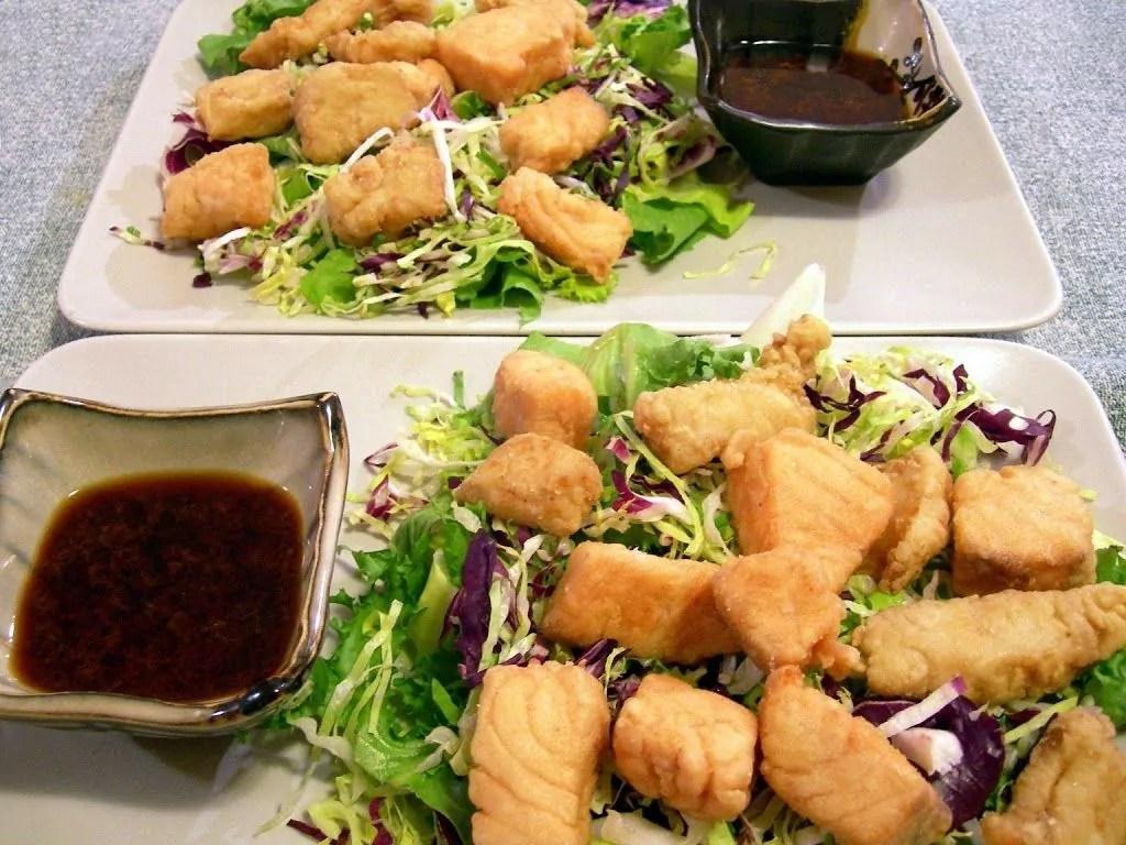 insalata di pesce alla vietnamita
