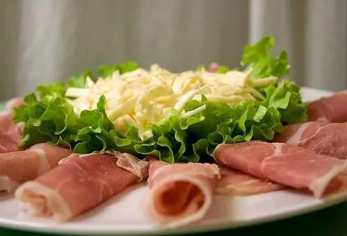 L'insalata col Sedano Rapa Rubata all'Osteria