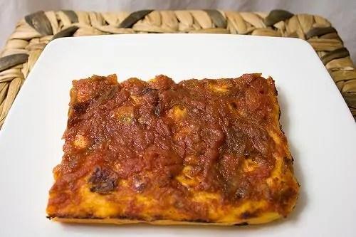 fetta di Pizza delle Madonie