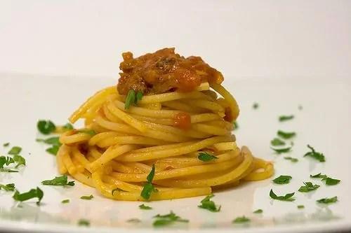 Gli spaghetti coi Ricci: questa è stata una follia…