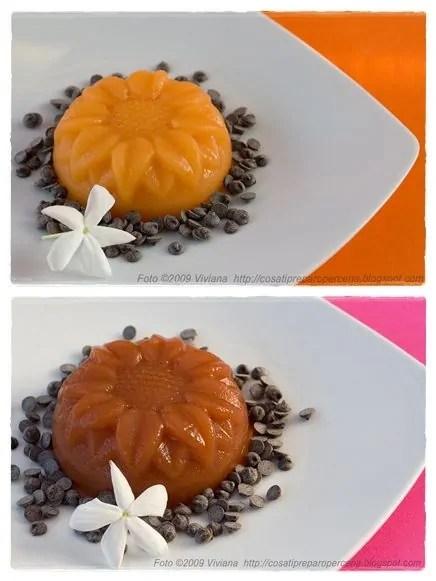 gelo di anguria e di melone