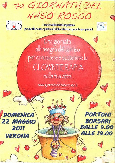 Domenica venite a divertirvi con me!