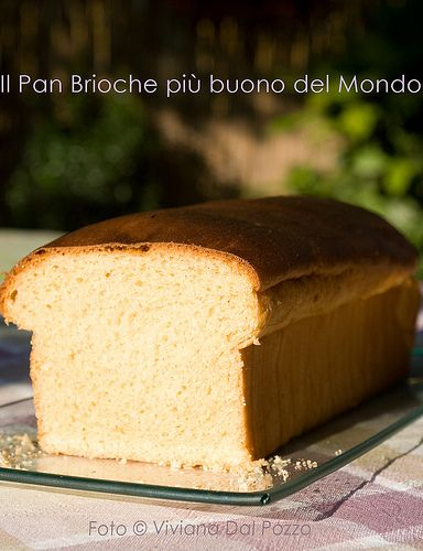 pan bioche dolce fetta