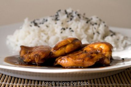 Teriyaki di pollo