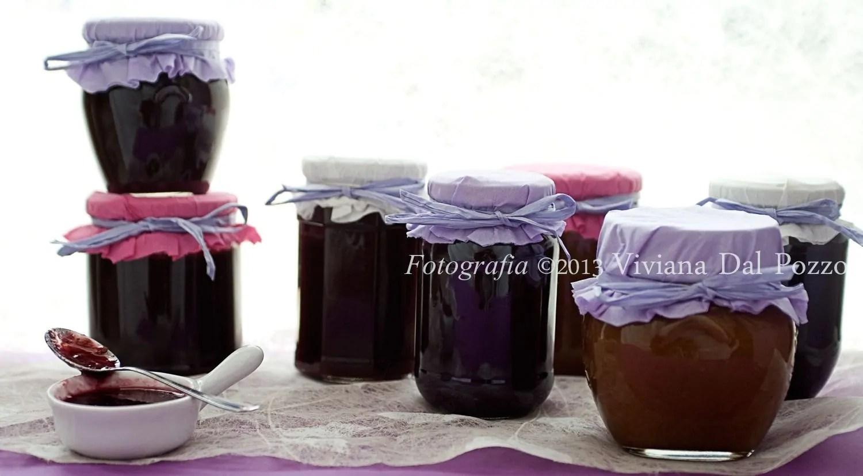 Confettura di uva fragola Bianca e Nera