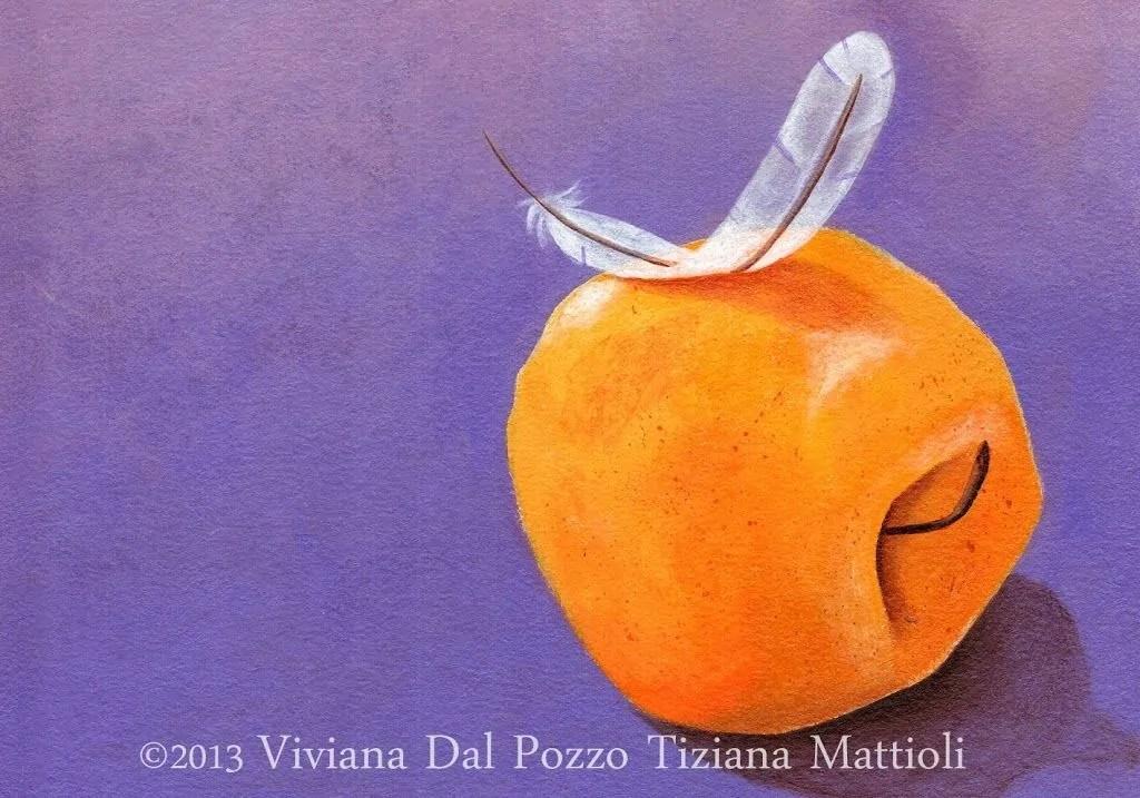 particolari mela