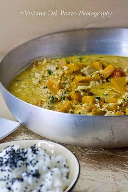 Curry di Zucca