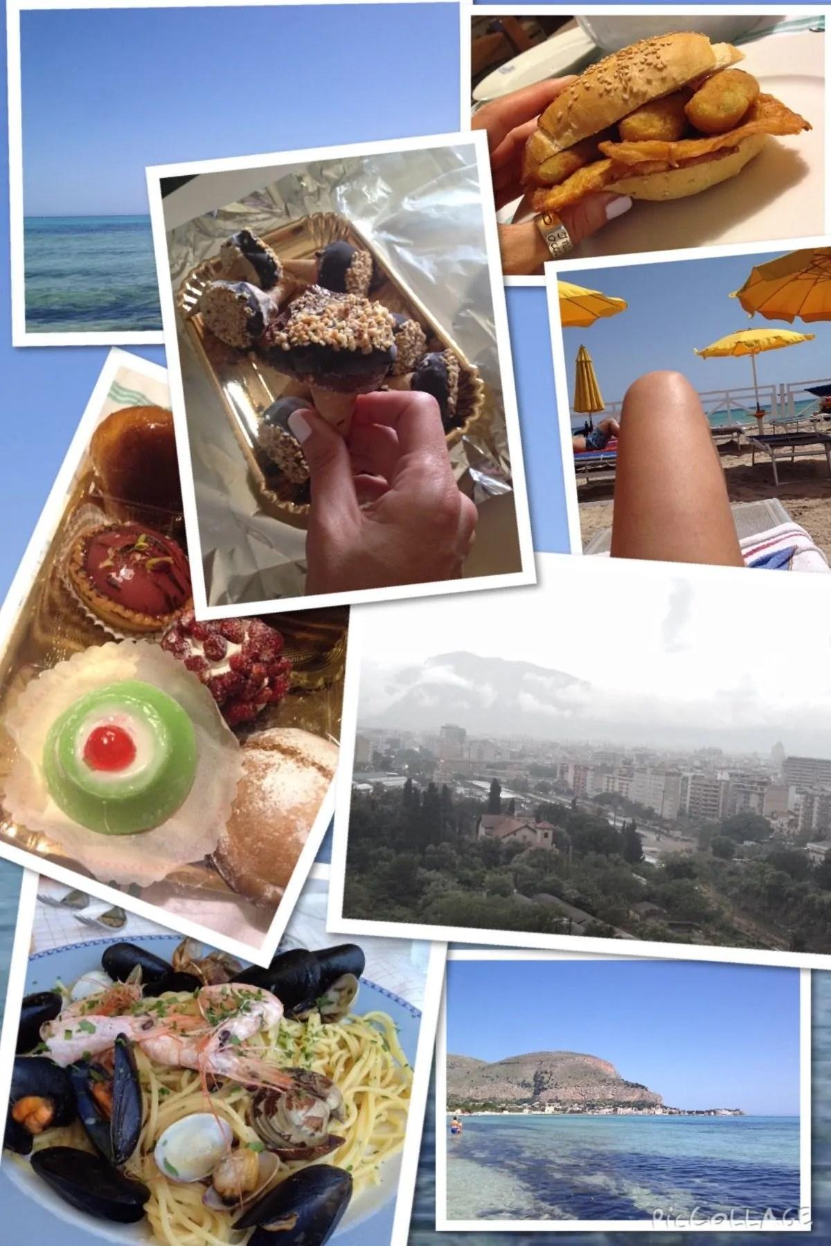 Sette giorni a Palermo