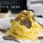 Tagliolini al tartufo nero