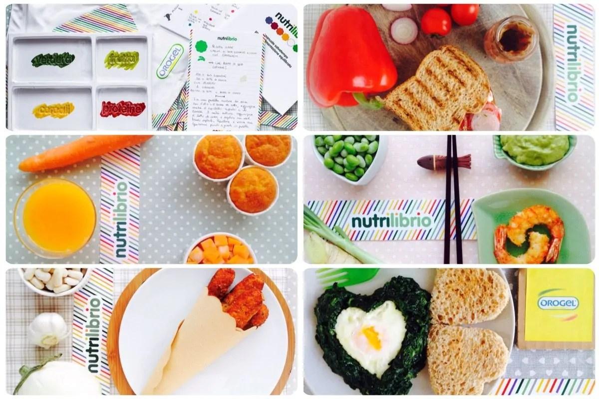 Ricette colorate da preparare con i bambini