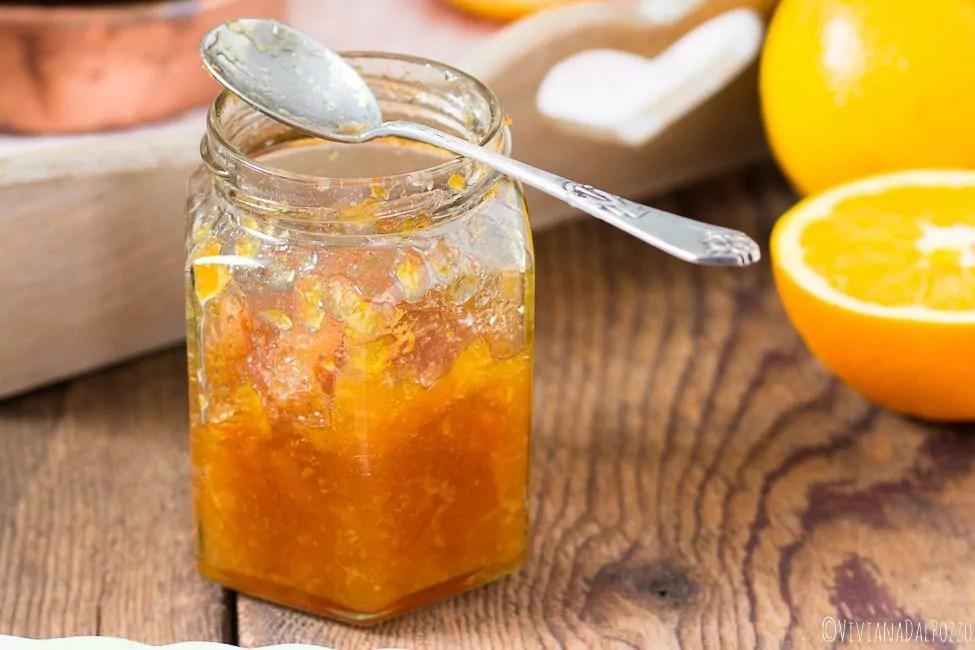 Marmellata di arance, e… non toccare quel vasetto!