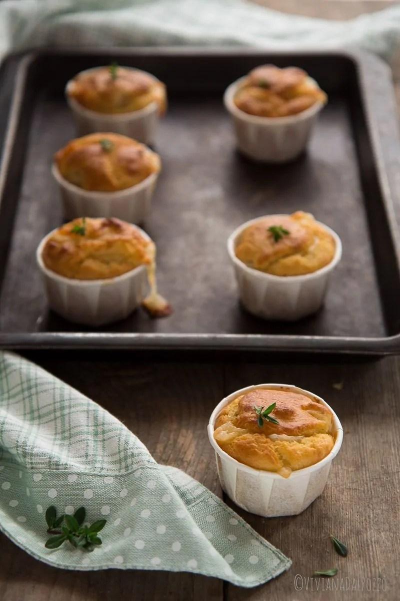 muffin salati ricetta
