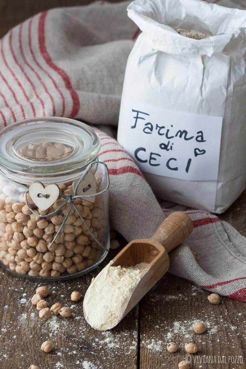 Farina di Ceci: storia, proprietà e ricette