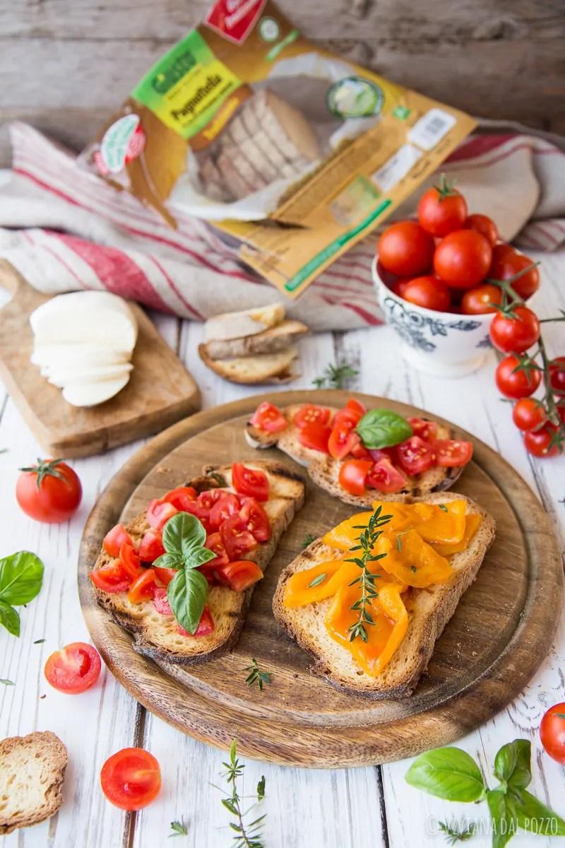 bruschette senza glutine