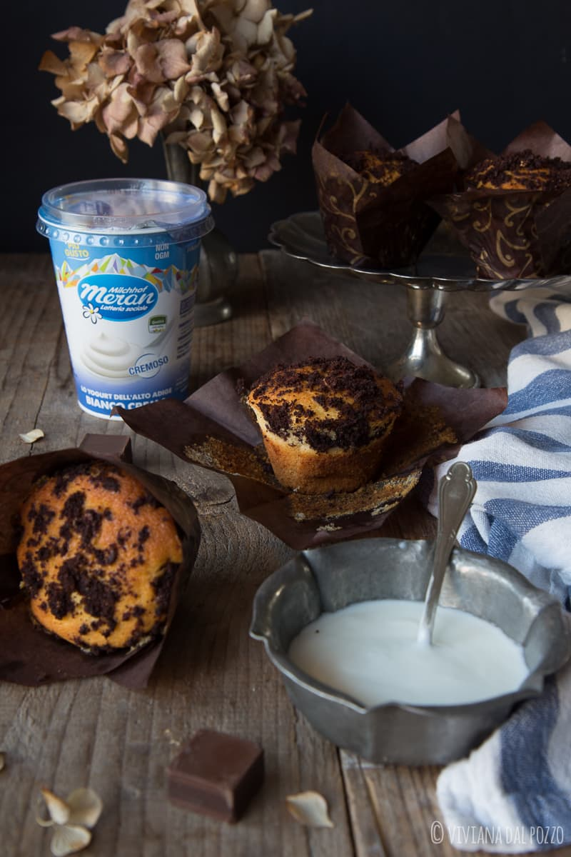 muffin con yogurt latteria merano