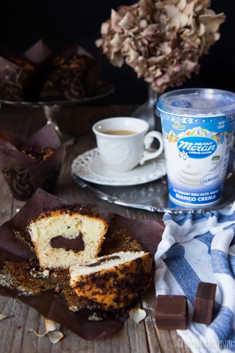 muffin allo yogurt facili