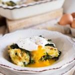 millefoglie pane carasau e uovo pochette
