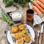 polpette di miglio con verdure