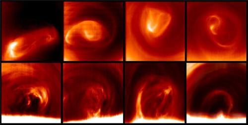Pianeti: Atmosfera superficie e vortici di Venere