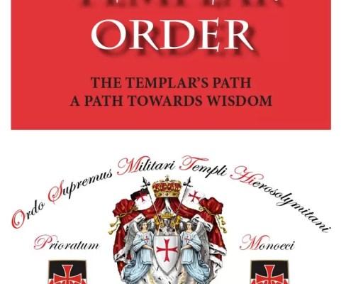 Copertina Templar Order