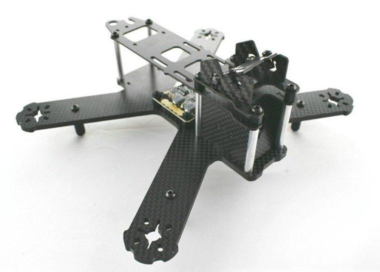 costruire un drone racing il miglior telaio
