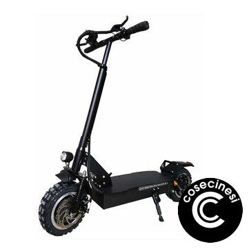 Coupon ZAPCOOL T103 1 23 4Ah 60V 1600W Folding Electric Scooter Top Speed 60kmh Max 200kg Single Motor Front Wheel Shock Absorption Without Seat EU Plug p 1547559