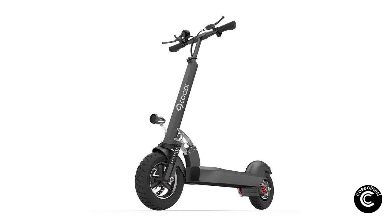 Coupon TOODI TD-E202 Folding Electric Scooter [UK Warehouse]