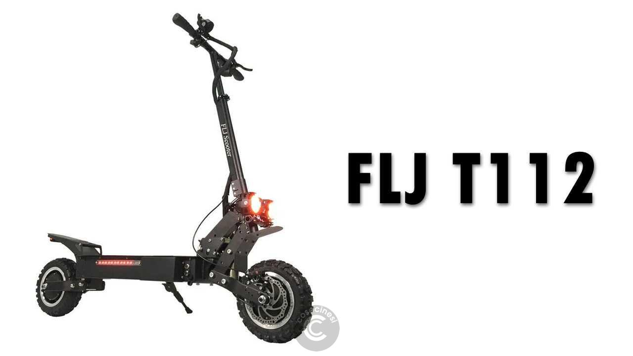 Codice sconto coupon  FLJ T112 Folding Electric Scooter [UK Warehouse]