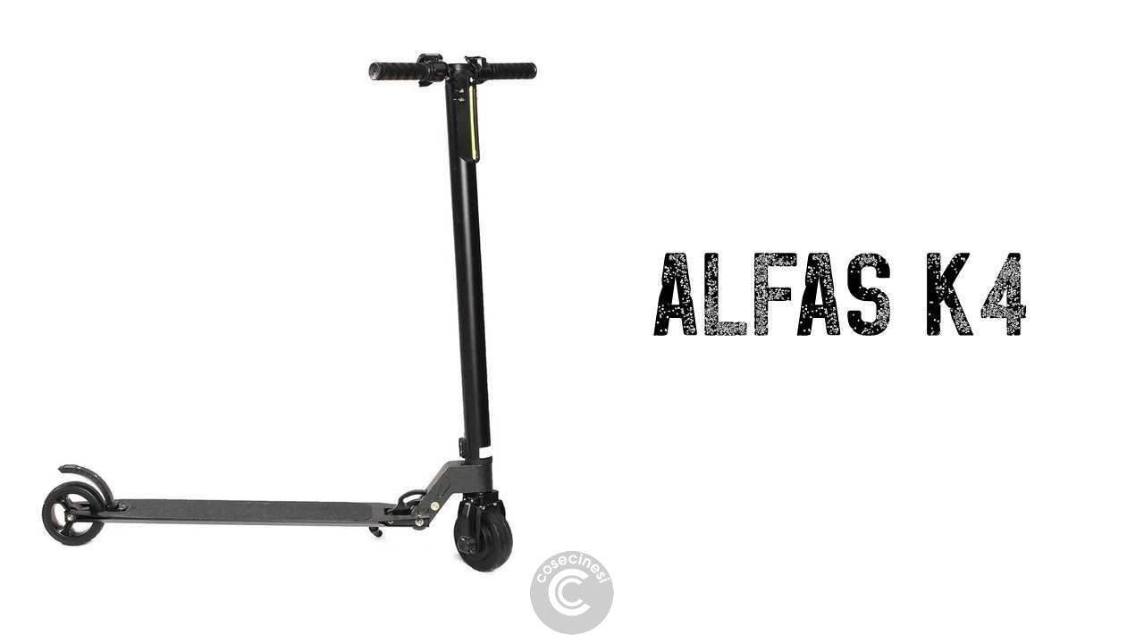 Codice sconto coupon  ALFAS K4 Folding Electric Scooter [Australia Warehouse]