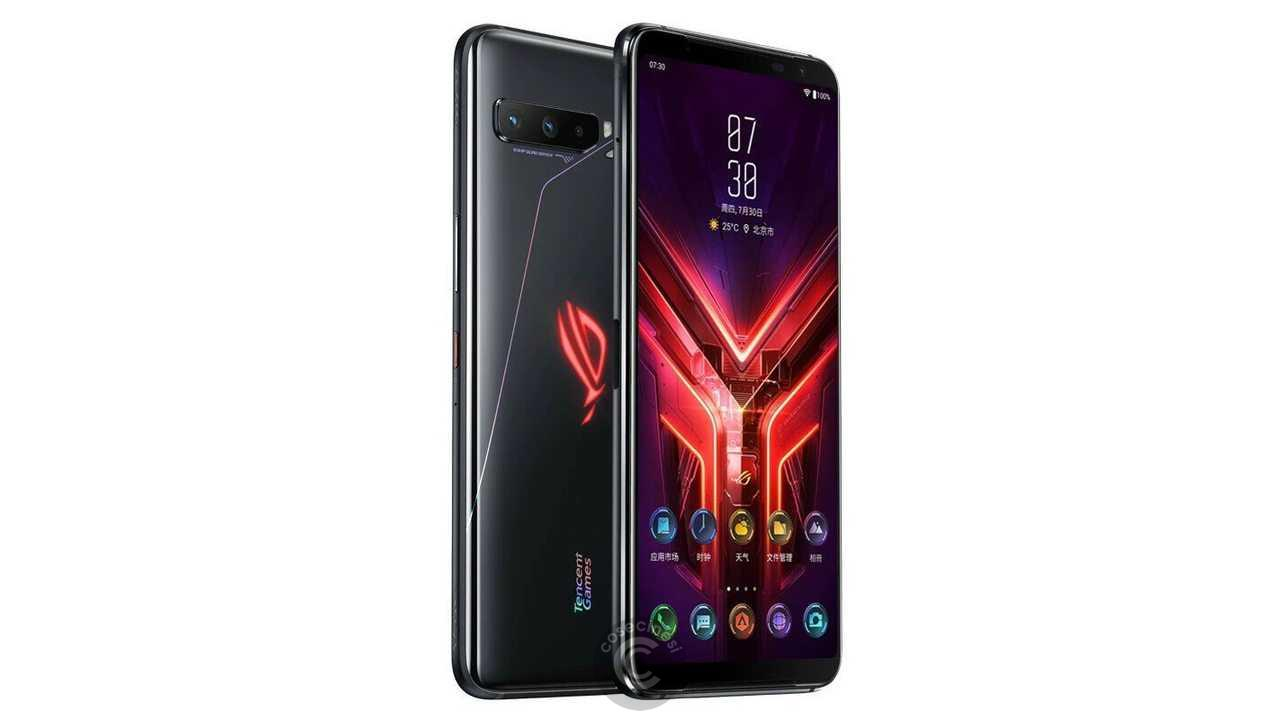 Codice sconto coupon ASUS ROG Phone 3 ZS661KS Classic Edition [12+128GB]