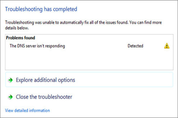 How to Fix DNS Server is Not Responding Error Yourself