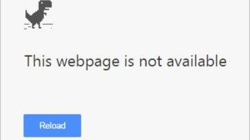 Learn How to Fix This Webpage is Not Available Error In Minutes