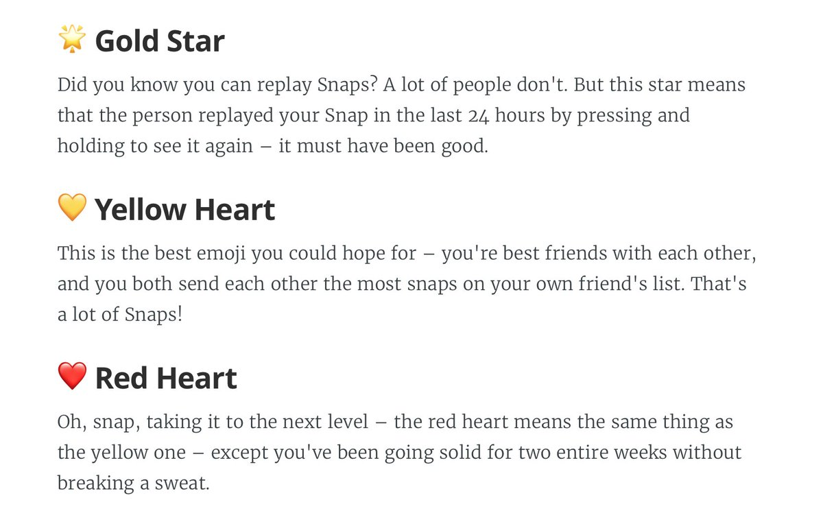 What does a red heart mean in a text