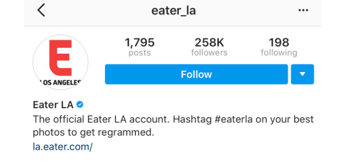 Center Instagram Bio to Make it More Visible