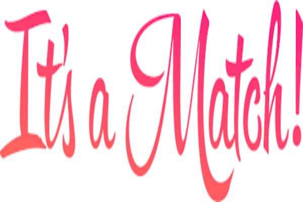 it is a match!