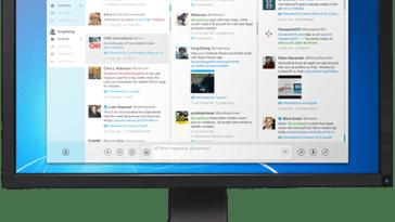 Twitter Desktop Client