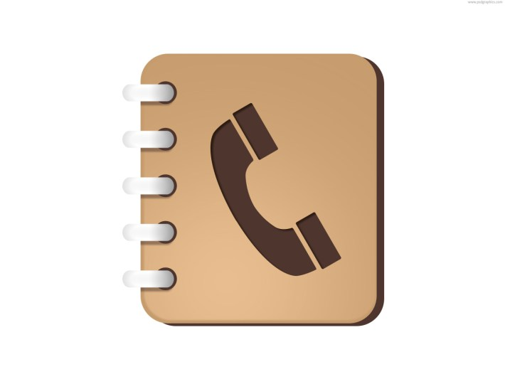 phone-book-icon