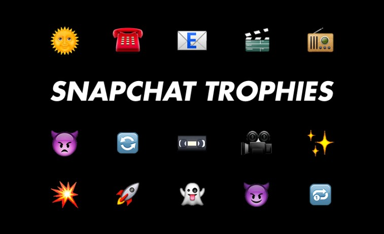 Get Snapchat Trophies