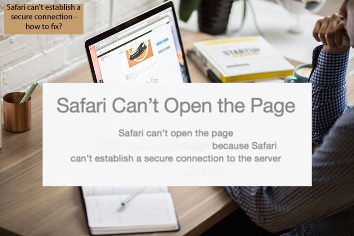 safari cannot open page