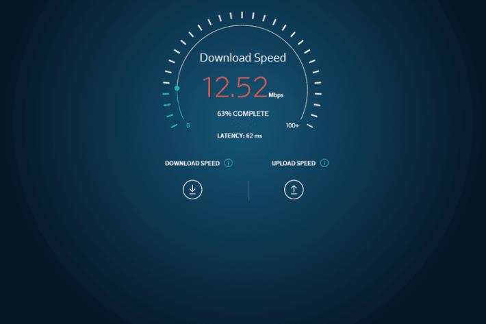 download speed image