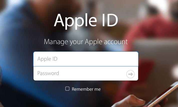 manage your apple account