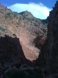 cascade Khedoud