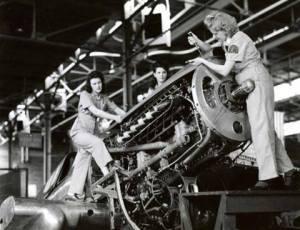 Donne volanti