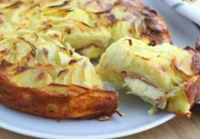 Torta di patate: Una gustosa ricetta che delizierà il tuo palato!