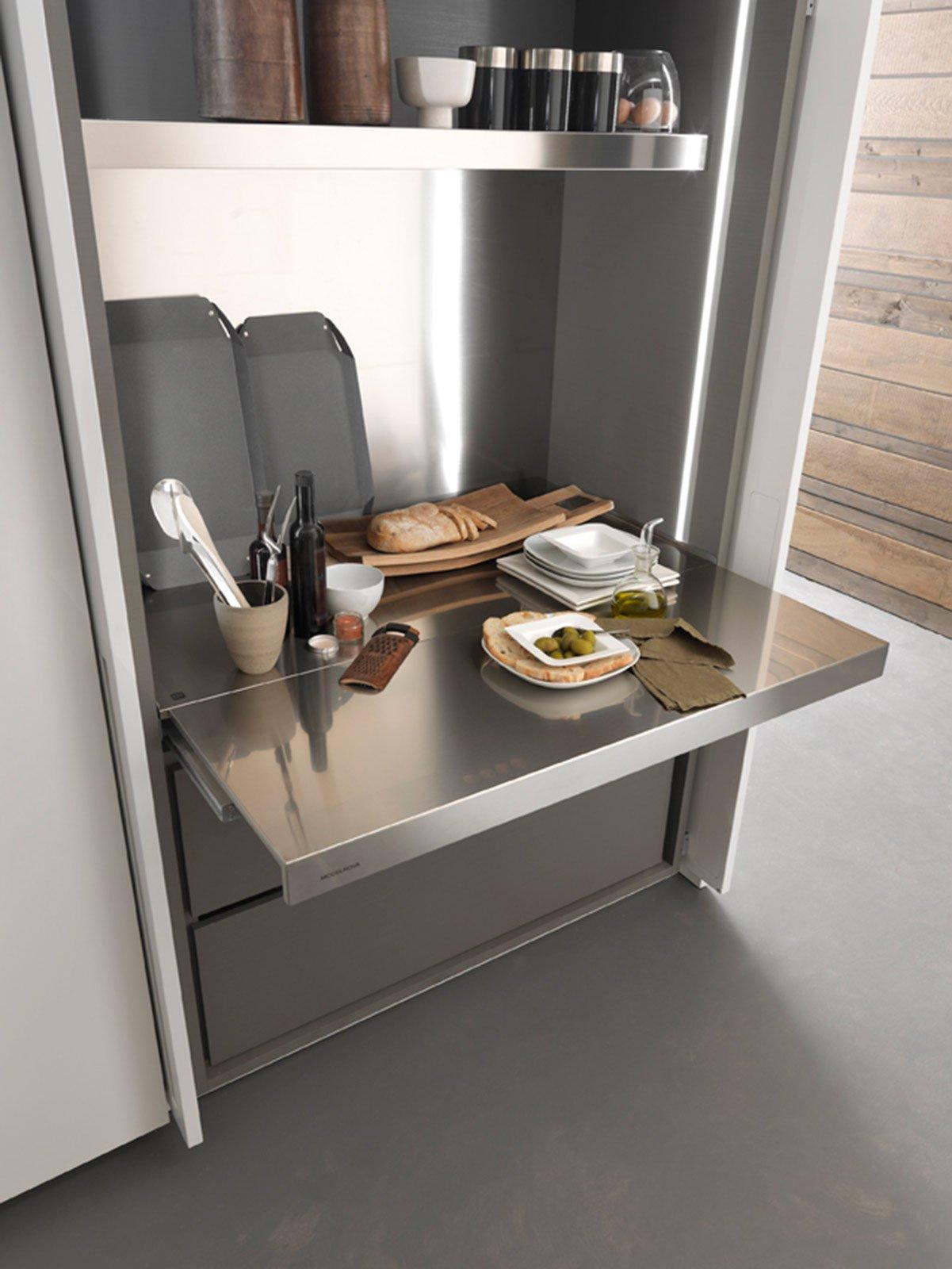 Funzionalit in cucina con le attrezzature giuste  Cose di Casa