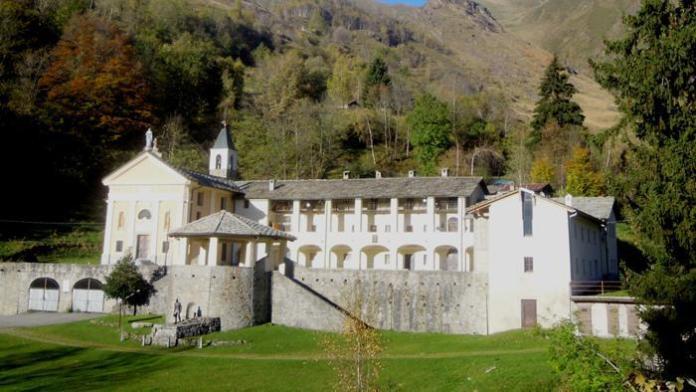 Il santuario di Prascondù