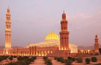 qaabos moschea
