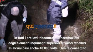 """Photo of Bisignano, blitz """"Arsenico"""": Sostanze pericolose nel fiume, nel mirino Consuleco srl"""